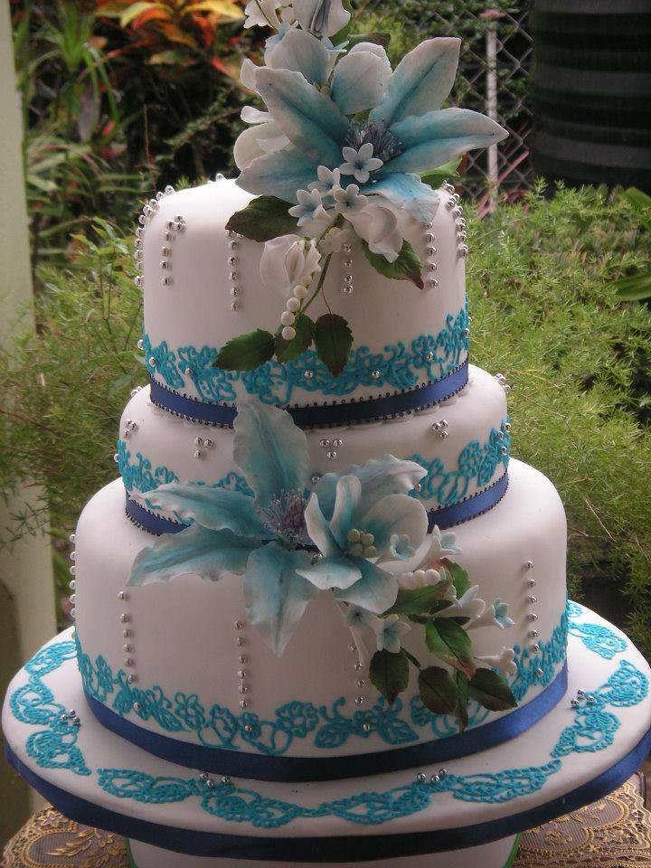 Trinidad Wedding Cakes