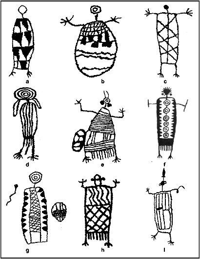 coso culture Petroglyphs / Cave Art : More Pins At
