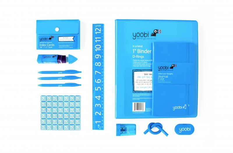 Yoobi: Cool school supplies that give back to classrooms in need
