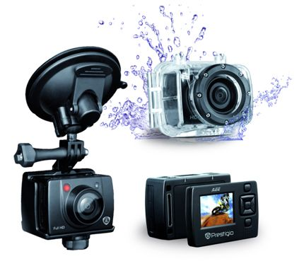Prestigio Roadrunner 700x Will Record Your Extreme Moments Be It Jumping From The Plane Or Doing Scuba Diving Whatever Acti Road Runner Recorders Car Videos