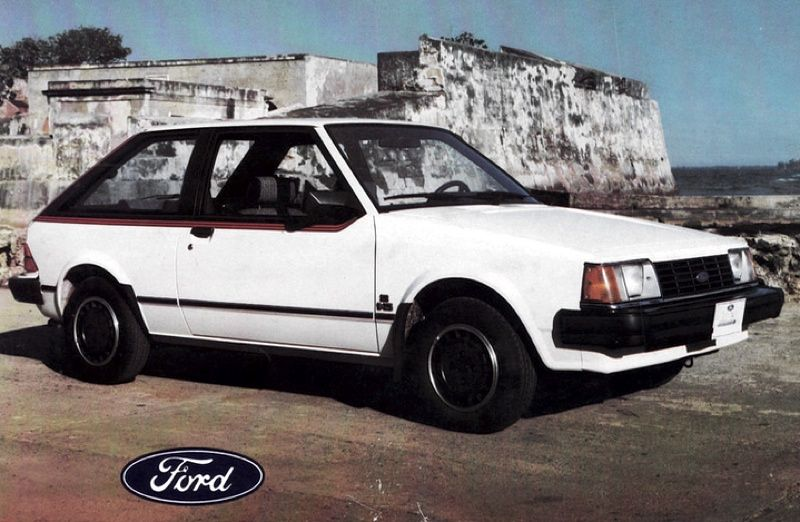 Review Of The Laser Australian Mag Ford Laser