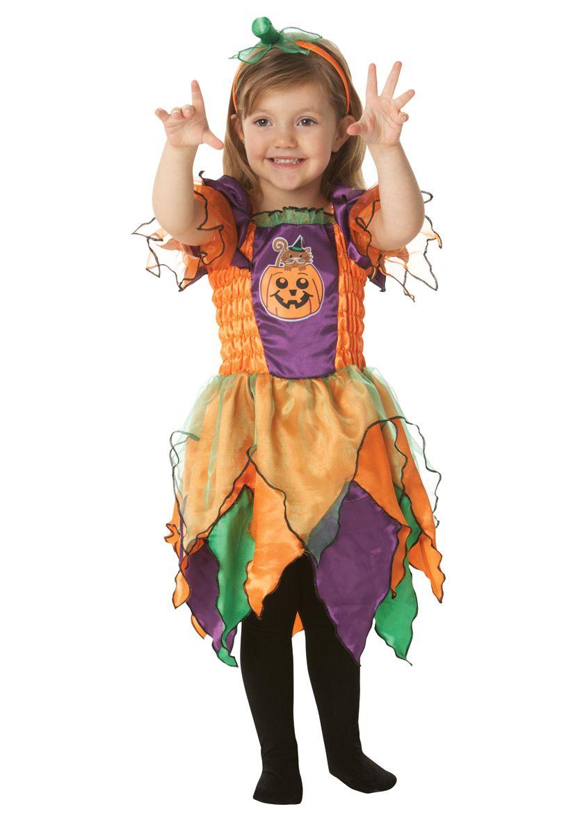 Child  sc 1 st  Pinterest & Pumpkin Witch Child Costume - Child Halloween Costumes at Escapade ...