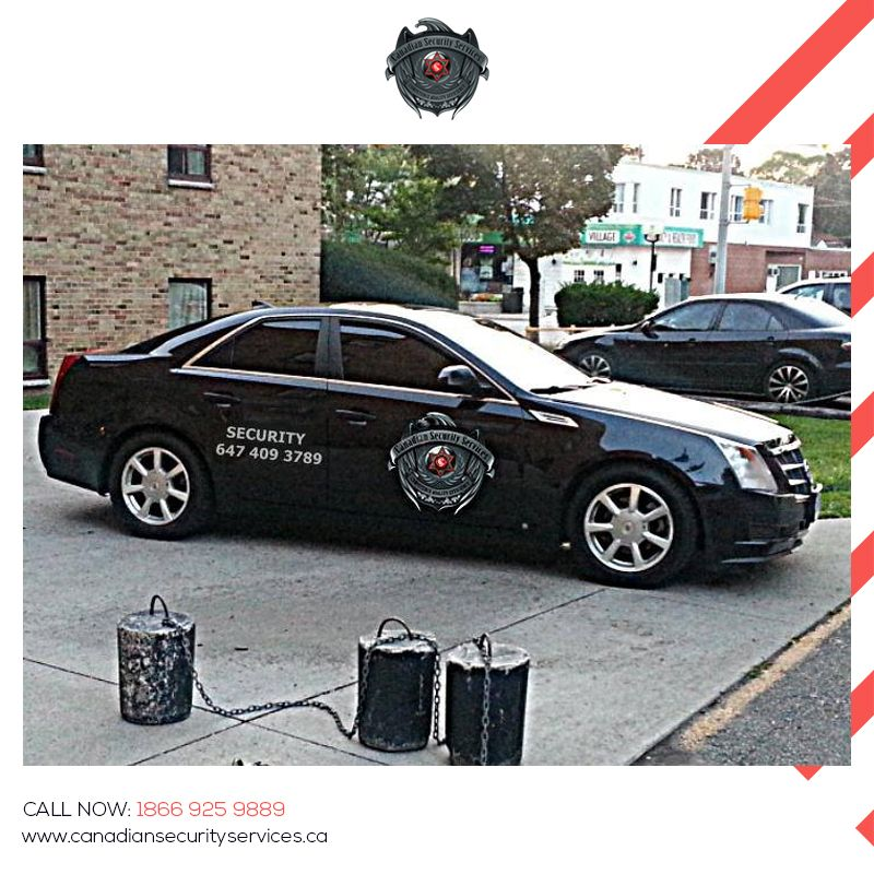 MOBILE PATROL SecurityService in TORONTO for Residential