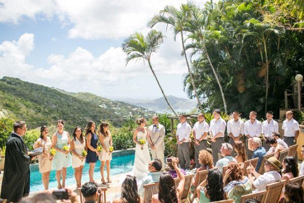 Villa Botanica Wedding
