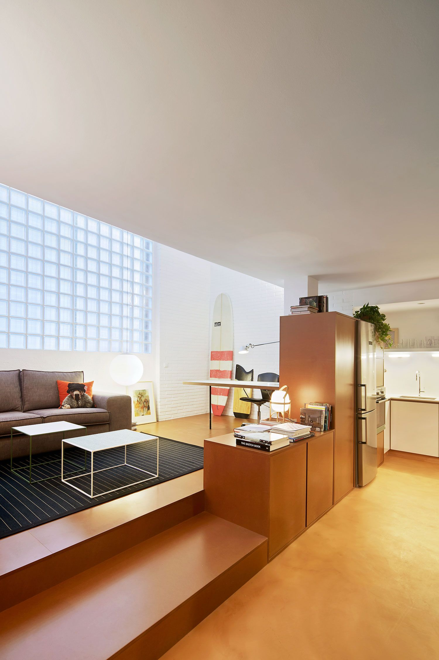 Clever Barcelona Apartment By Cirera Espinet Trendland Spanish Interior Duplex