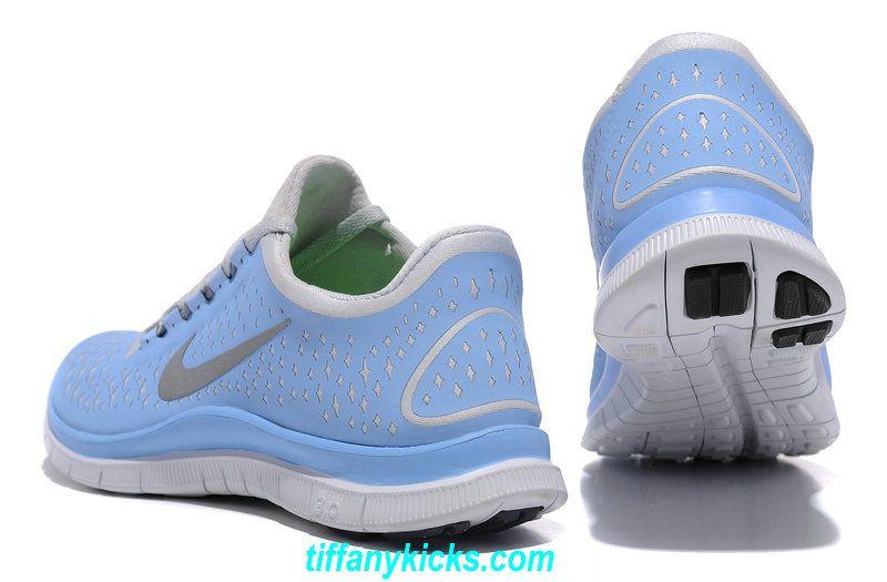 Nike Free 3 V4 Running For Women Light Blue Nike Free Nike Nike Shoes Outlet