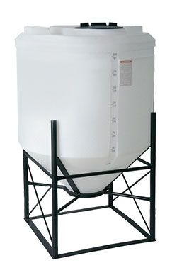 Poly Cone Bottom Tanks Steel Tank Stands Dultmeier Com Tank Stand Truck Washing Storage Tanks