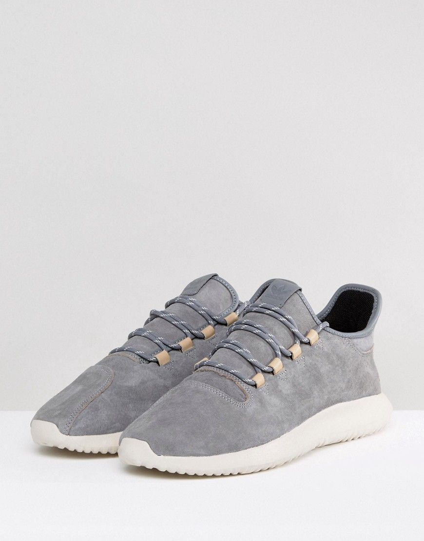 best website c0731 e7ff2 adidas Originals Tubular Shadow Sneakers In Gray BY3569 ...