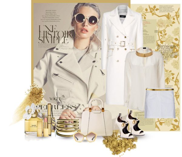 """""""white"""" by asorana on Polyvore"""