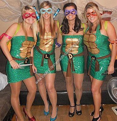 Coolest homemade teenage mutant ninja turtle group costume ideas coolest homemade teenage mutant ninja turtle group costume ideas solutioingenieria Image collections