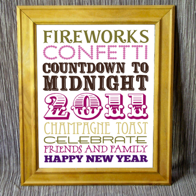 Free New Years Printables Newyear New Year Printables New Years Eve Party