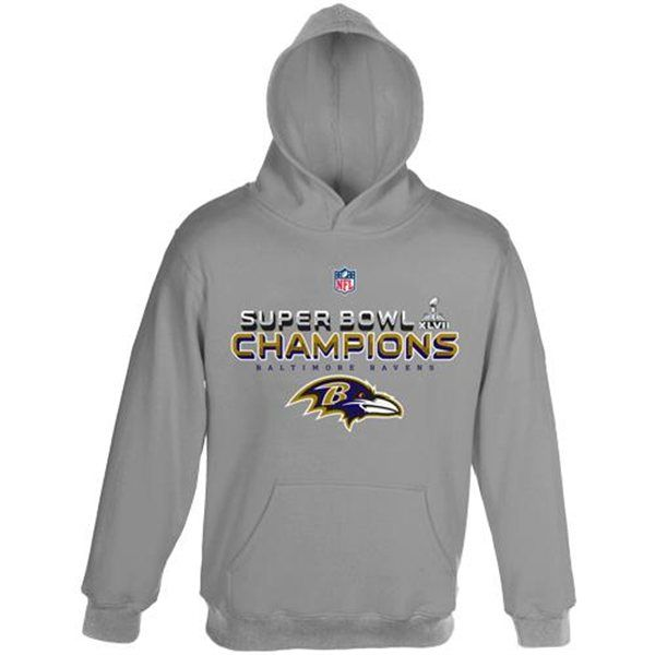 size 40 14e10 bef8c Baltimore Ravens Youth Super Bowl XLVII Champions Trophy ...