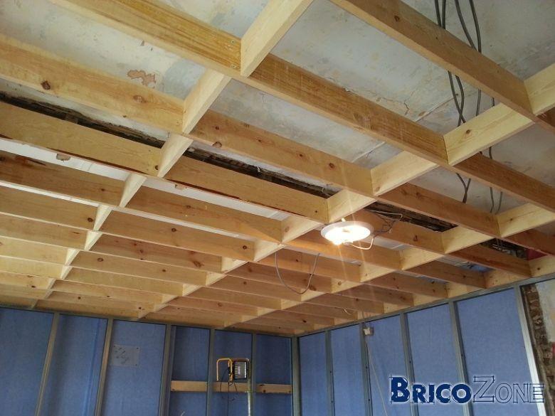Ossature Faux Plafond Pour Gyproc Plafond Autoportant Plafond Suspente Plafond