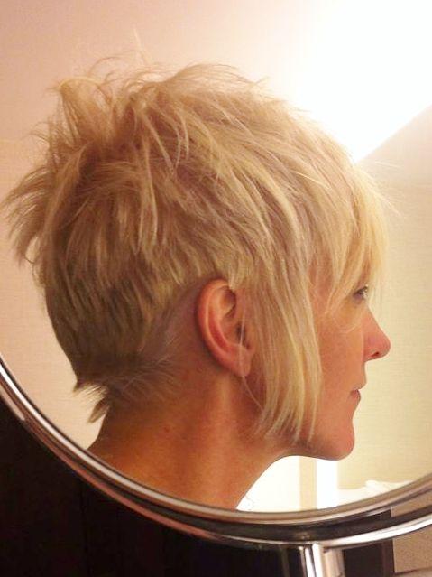 short creative cut organic hair options pinterest shorts and