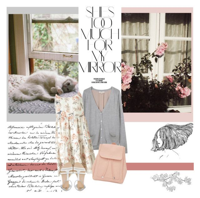 """""""#311"""" by blacksky000 ❤ liked on Polyvore featuring Rika, Vanessa Bruno, Miss Selfridge, New Look and ASOS"""