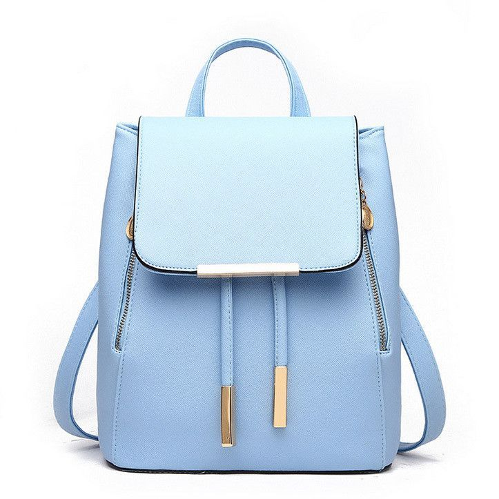 Women's Backpack - 6 Colors | cartera | Pinterest | Trendy tops ...