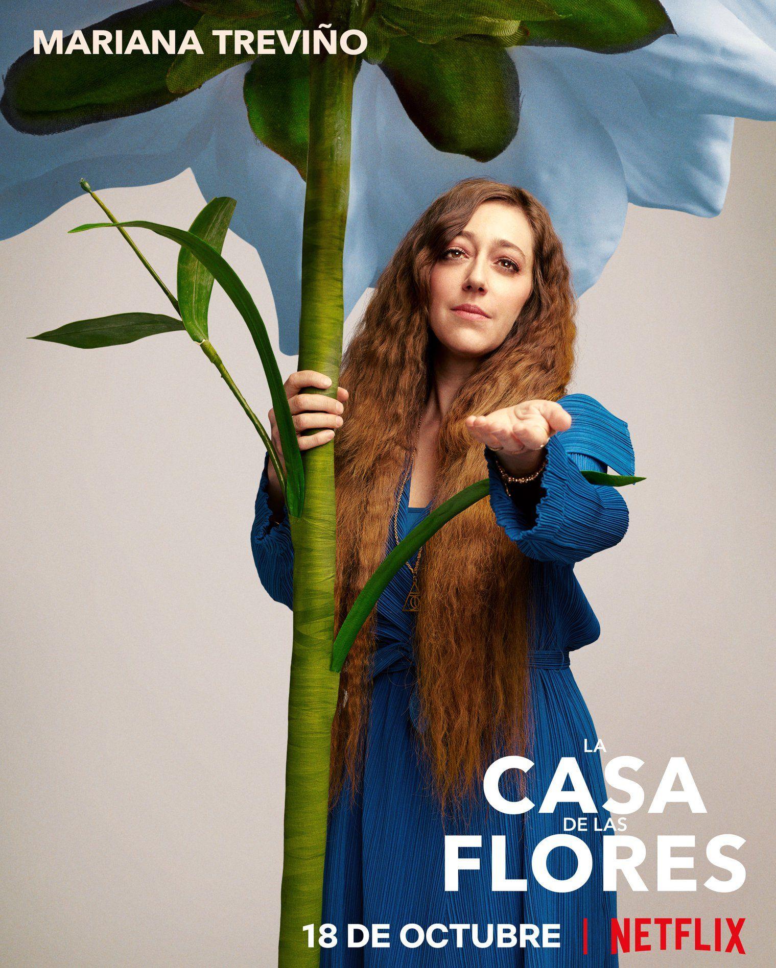 La Casa De Las Flores Temporada 2 Trailer Posters Oficiales