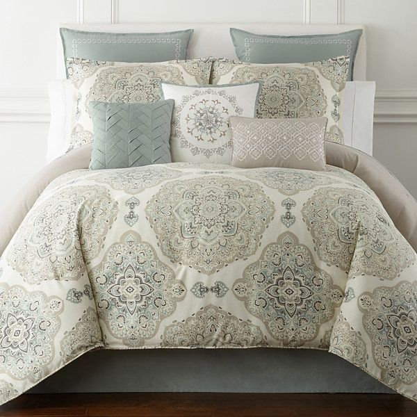 Eva Longoria Home Briella 4-pc. Comforter Set - JCPenney | For the ...