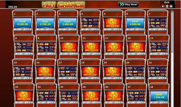 Pyramid: Quest for Immortality бесплатно, на фишки