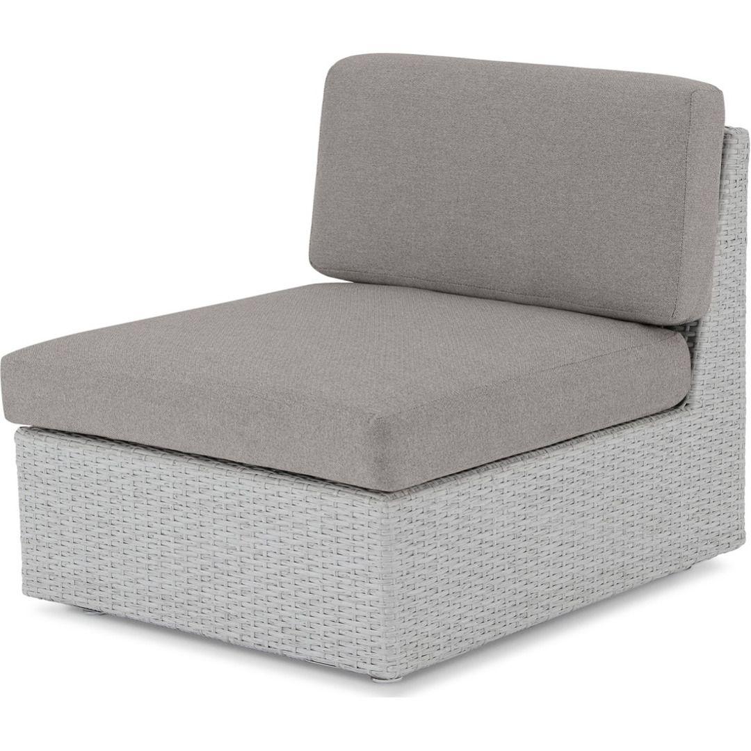 Cordon Gartensofa-Modul, Grau