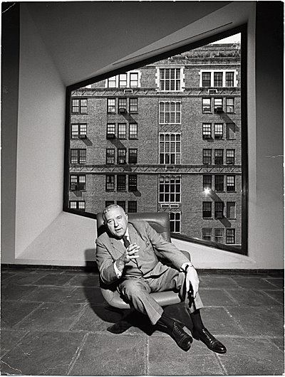 Marcel Breuer - Whitney museum