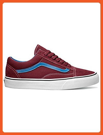 aaaea61076d5c Vans Unisex 'U Old Skool' Sneakers EUR 46 Multi-Colored - Sneakers ...