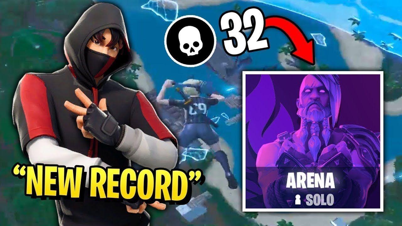 Season X World Record In Solo Arena 32 Kills Twitch Of Fortnite World Records Fortnite Epic Games Fortnite Fortnite x twitch creators' challenge. epic games fortnite