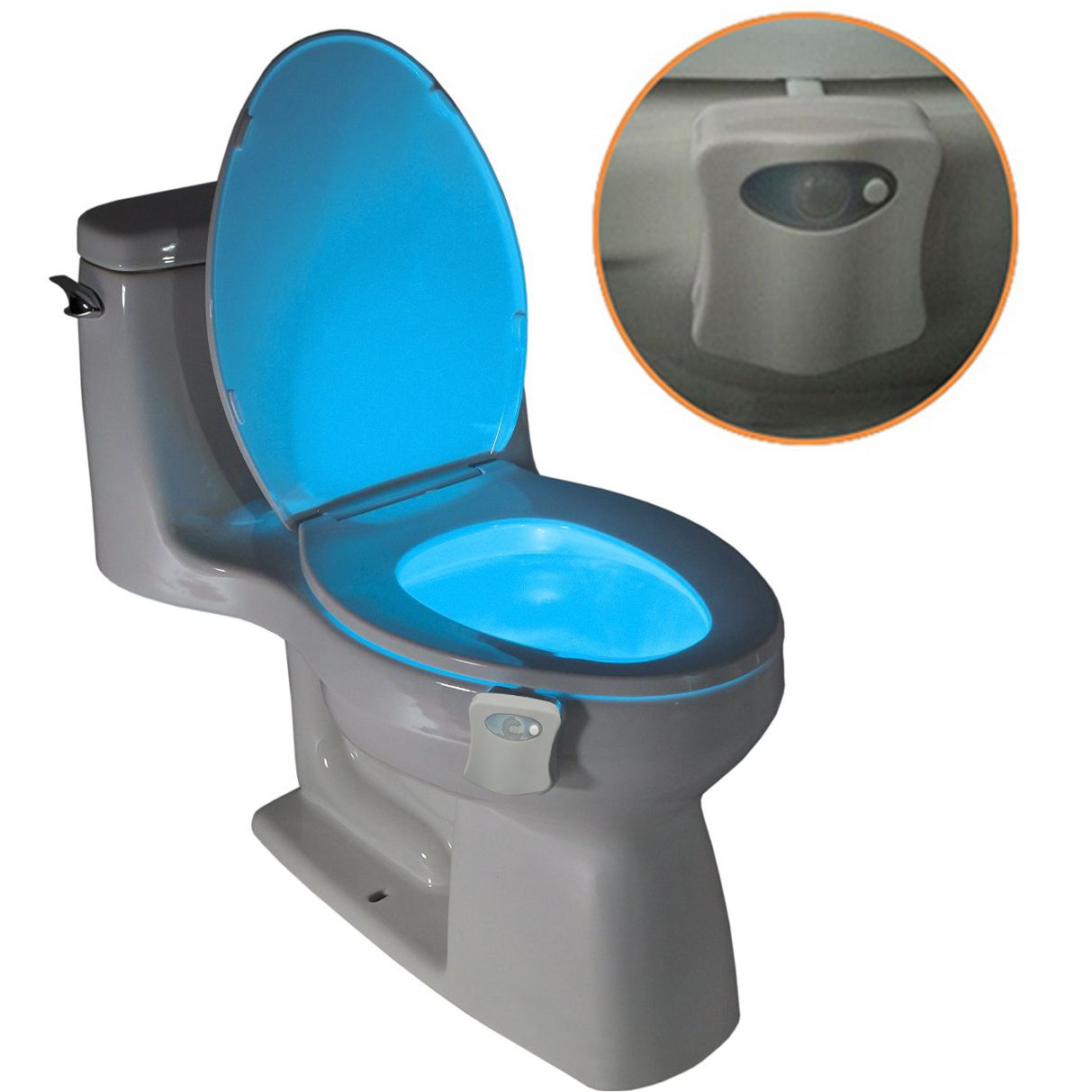 You Can Now Set Your Toilet Nightlight Color In Your Bowl To Match