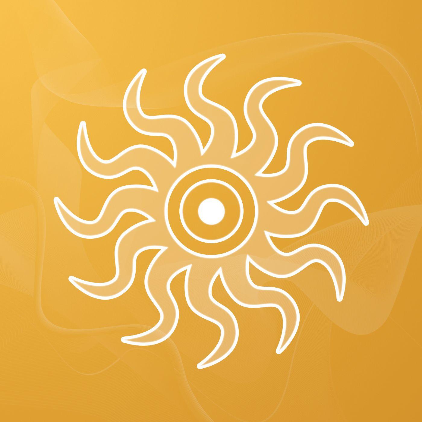 Sigils Symbols Sun Salutation By Sallie M Keys This Image