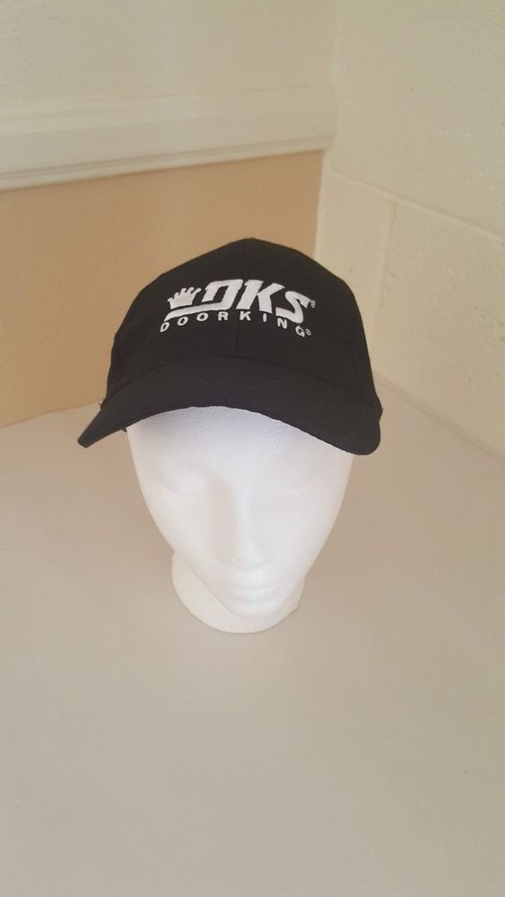 Trucker Hat Baseball Cap DKS Door King Black | Trucker Hats, Baseball Cap  And Cap