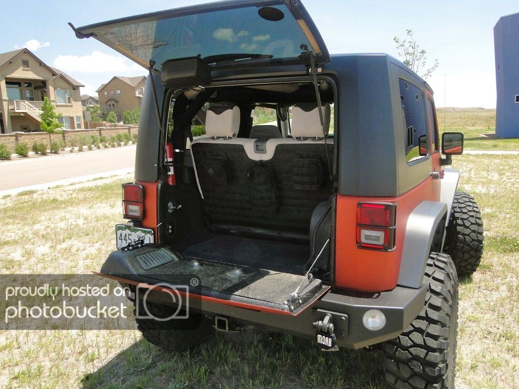 Jk Complete Fold Down Tailgate Jkowners Com Jeep Wrangler Jk