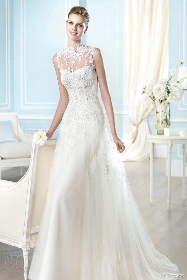 78b933f549 St. Patrick 2014 Wedding Dresses — Glamour Bridal Collection
