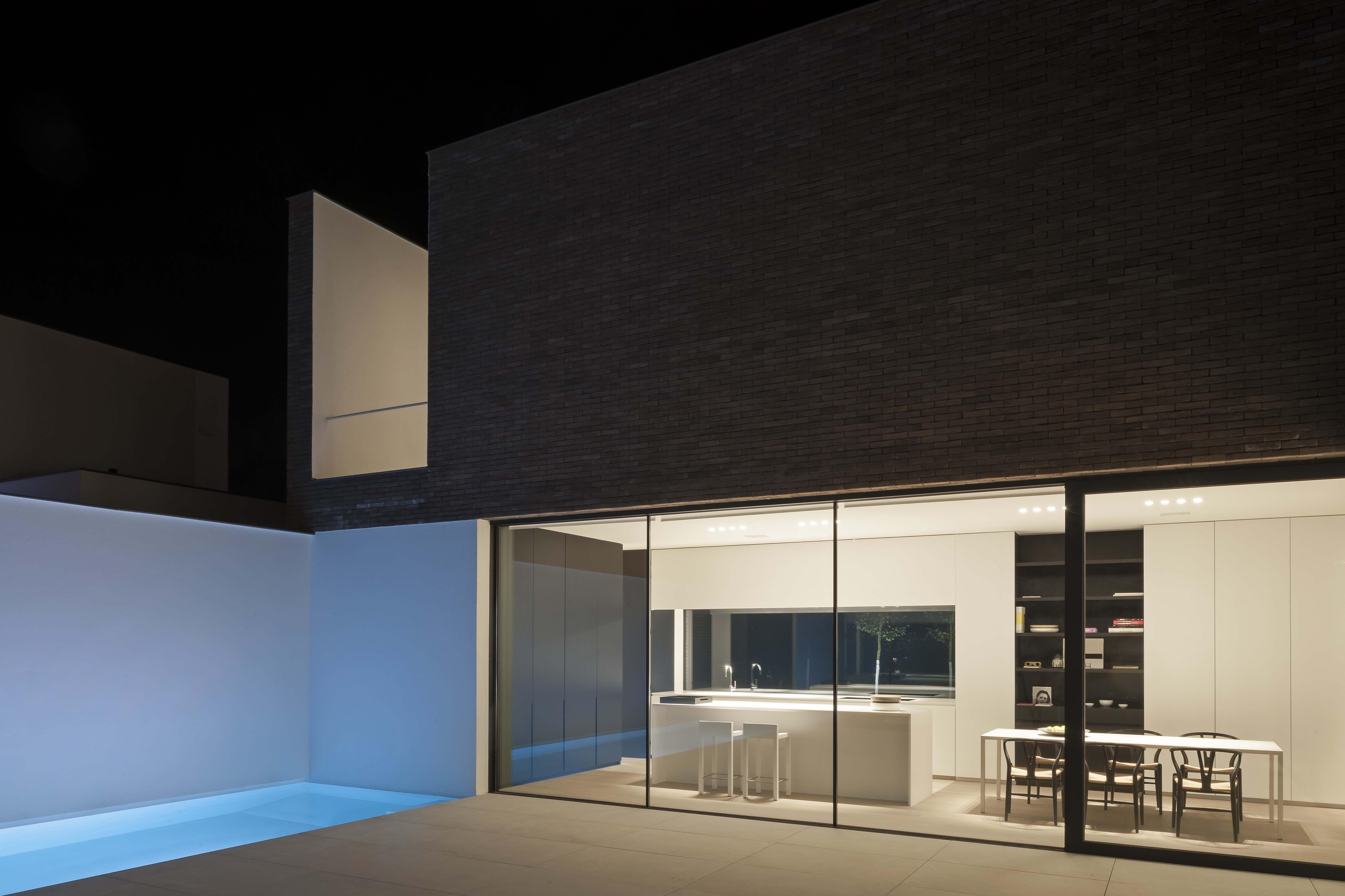 Kijkwoning ar architectuur en interieurprojecten photo koen van