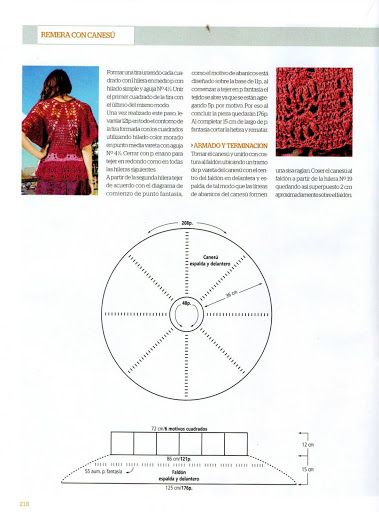 Clarín Crochet 2010 Nº 06 - Melina Crochet - Álbumes web de Picasa