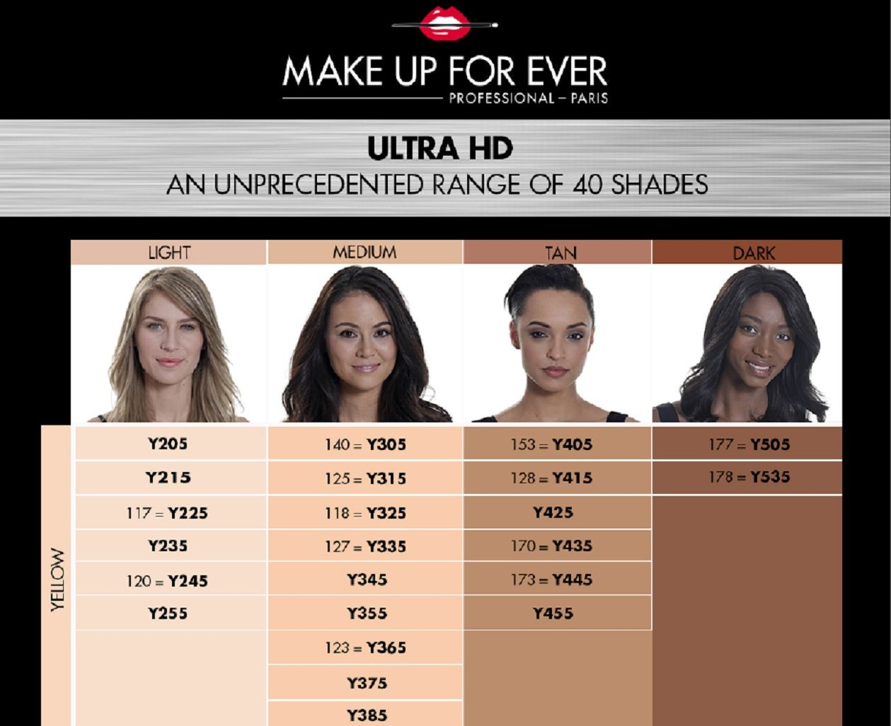 HD - MAKE UP FOR EVER