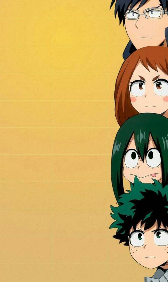So Cute My Hero Academia Myheroacademia Cosplayclass Anime Hero Wallpaper My Hero Academia Episodes Anime Wallpaper