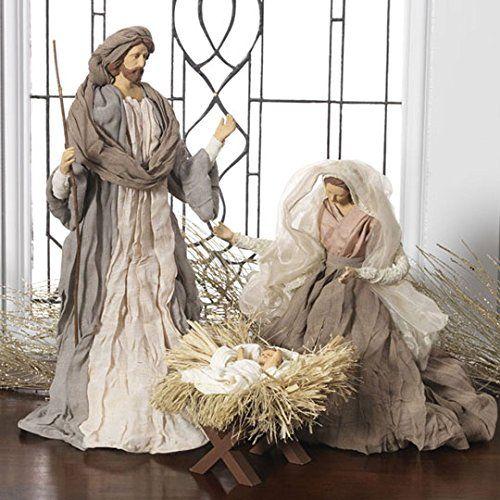 Holy Family Christmas Nativity Set