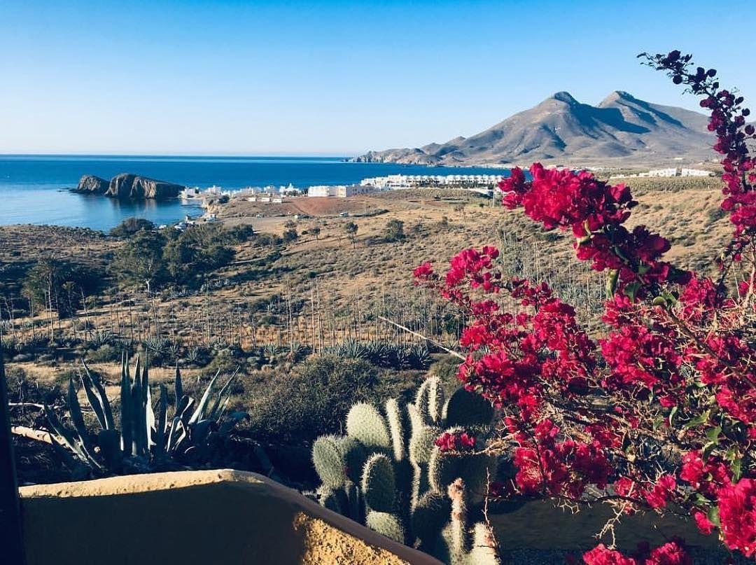 Naturaleza En Estado Puro La Isleta Del Moro Parque Natural Cabo De Gata Almeria Arual Pl Almeriaciuda Cabo De Gata Almeria Costa De Almeria Almería
