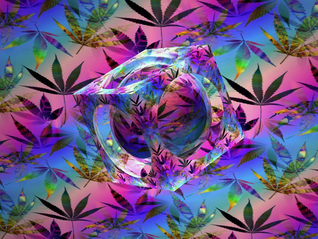 420 weed wallpaper weed love weed - Trippy weed backgrounds ...