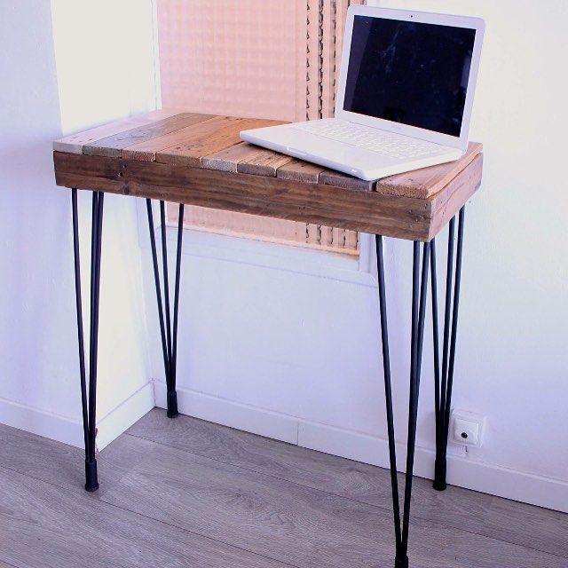 nerio #palettes #handmade #wood #meuble #vintage #console palettes