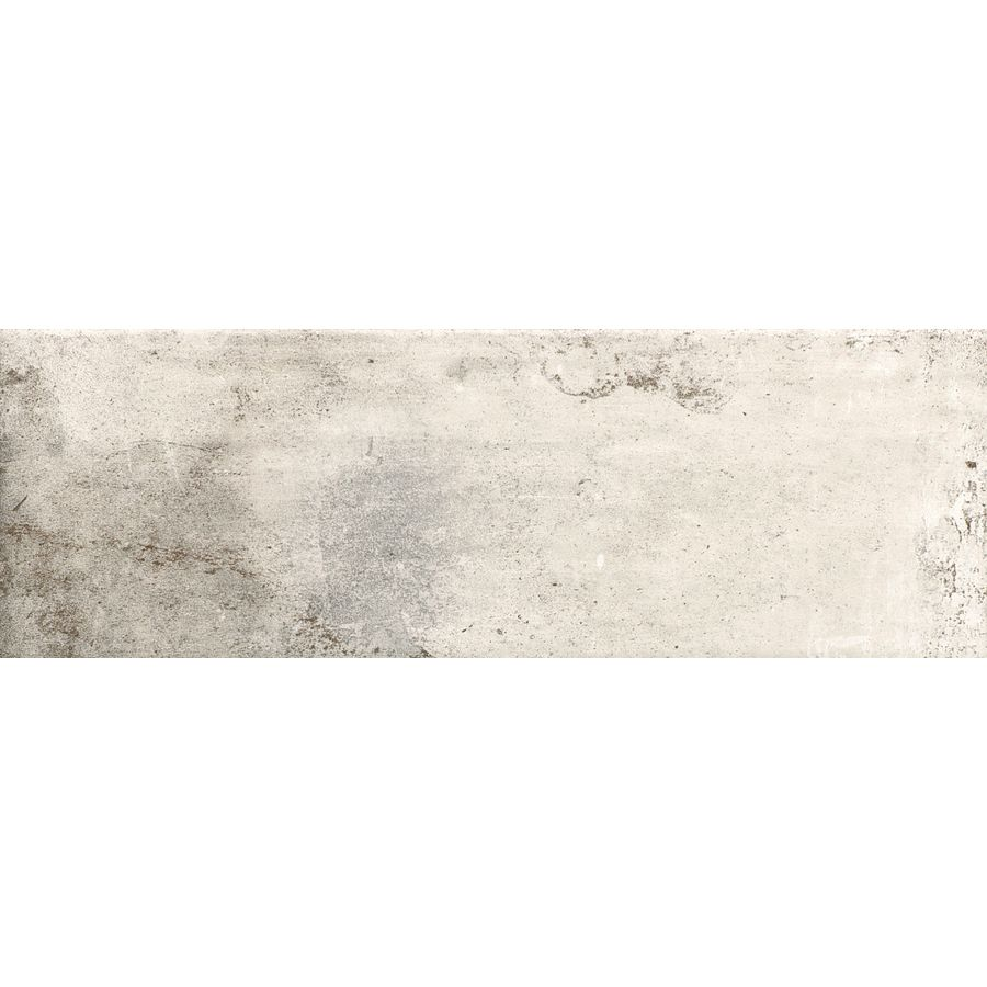 Style Selections Limited White Porcelain Floor and Wall Tile (Common ...