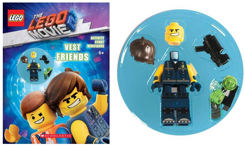The Lego Movie 2 Nouveau Livre D Activites Avec Une
