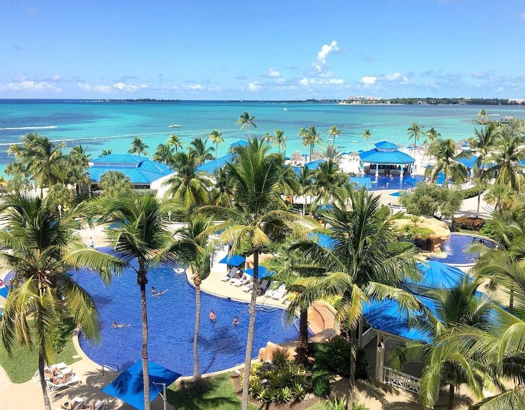 These views at Melia Nassau are  in 2020  Cheap