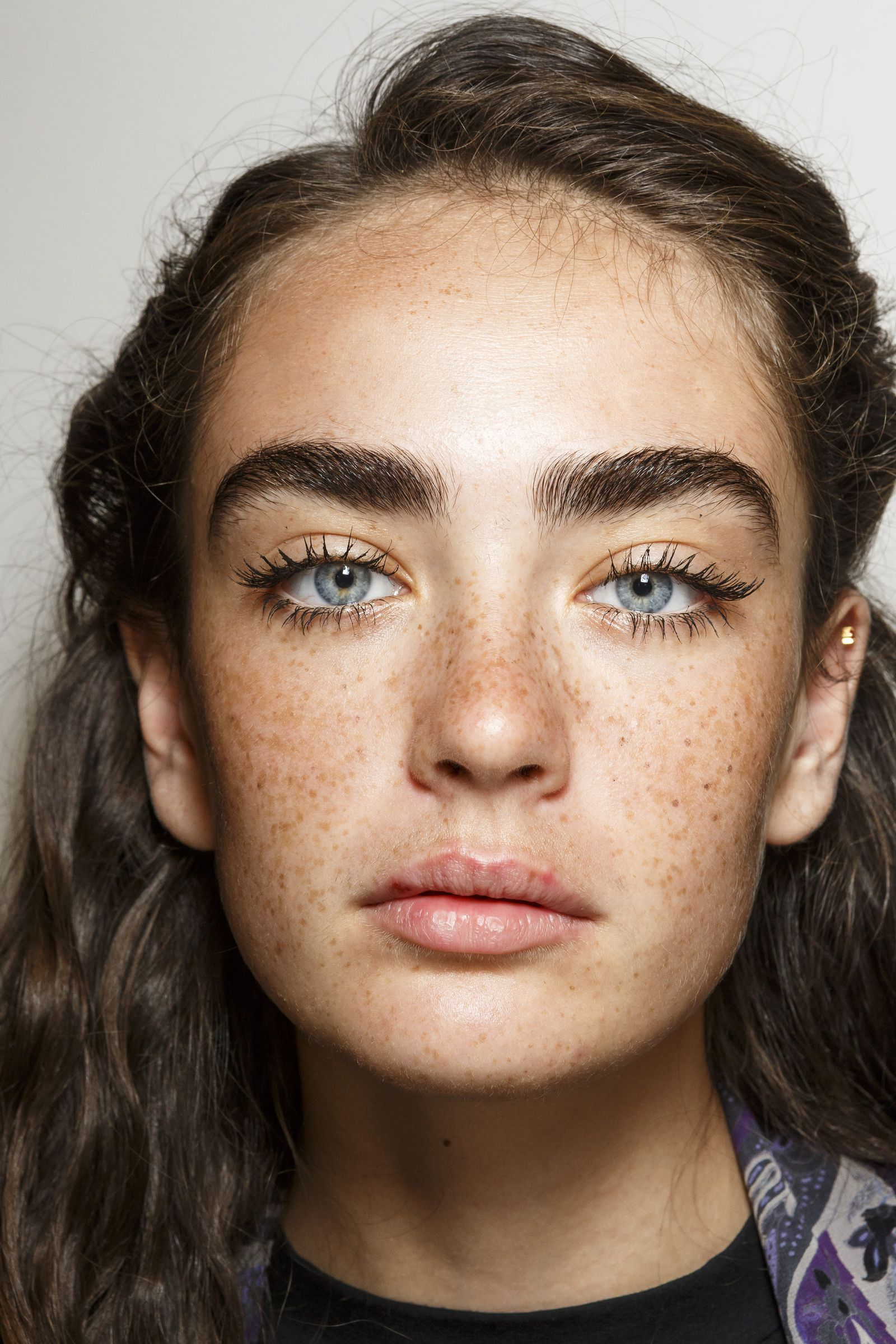 Every High Fashion MakeUp Look From Backstage At Fashion