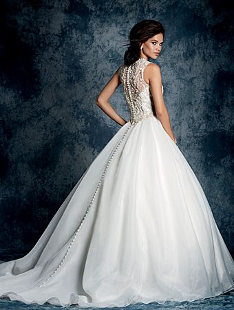 @Bellethemagazine wedding dresses | Sapphire Collection | Floor Ivory Ball Gown Illusion $$ ($1,001-2,000)