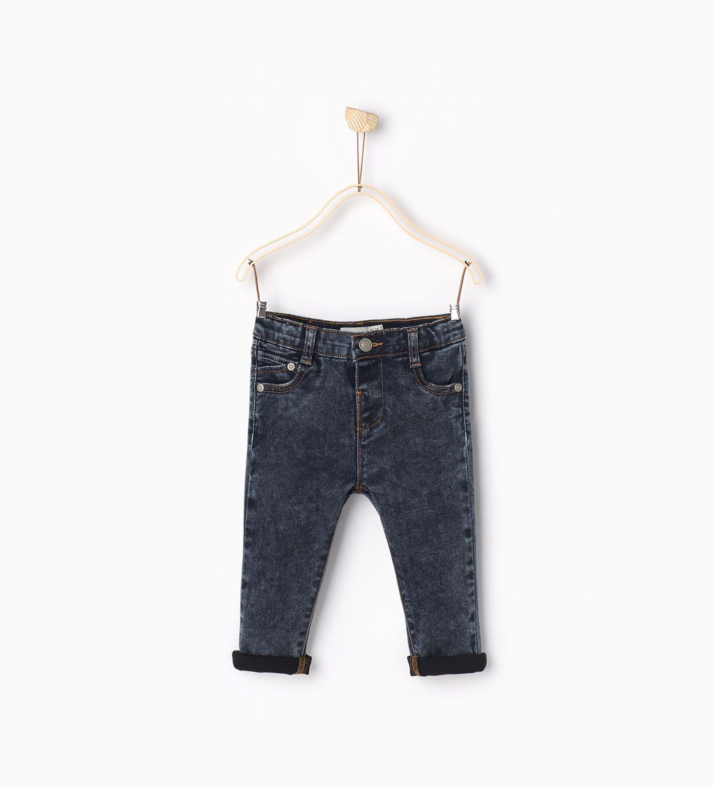 Faded skinny jeans-JEANS-BABY BOY  2f7f2f734db