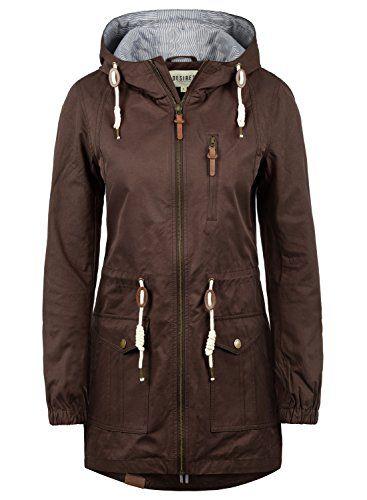 Size Women's Hood Parka Outdoor Jacket With Inata Desires xl wk8OP0Xn