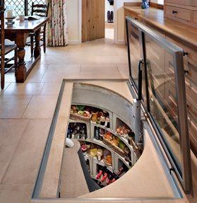 Wine Preserves Cheese Salumi Cellar From Spiral Cellars I