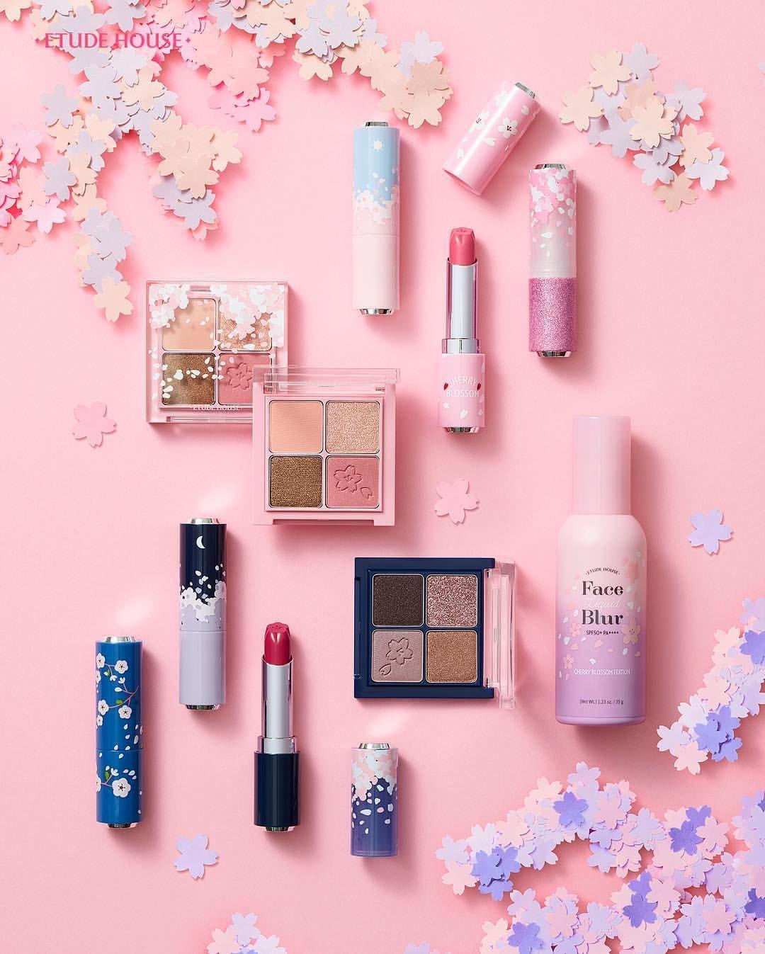 Etude House Spring Color & Mood 2018 NEW Cherry Blossom