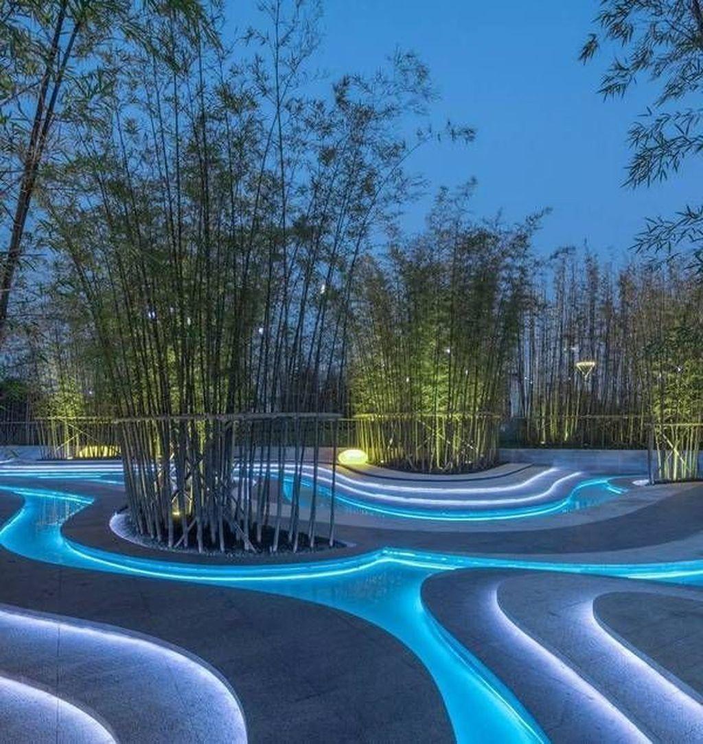 20+ Beautiful Light Design Ideas For Garden